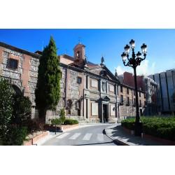 Visita al Monasterio...